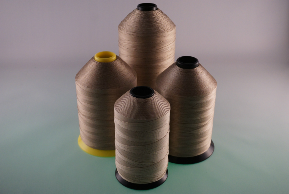R753 Series Ptfe Coated Fiberglass Sewing Thread Max